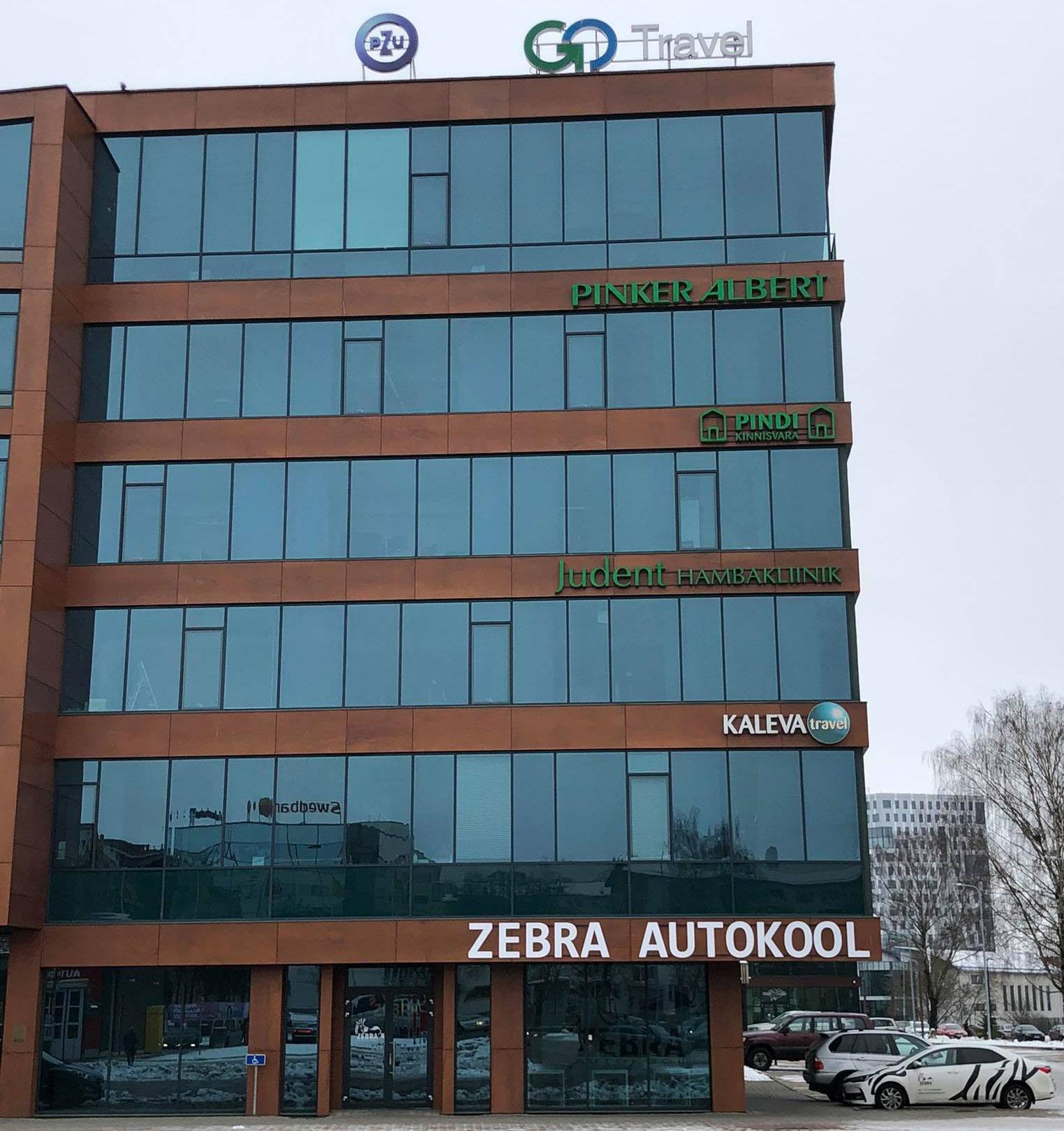 Zebra Autokool Tartus